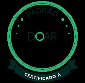 Logo do Prêmio Doar